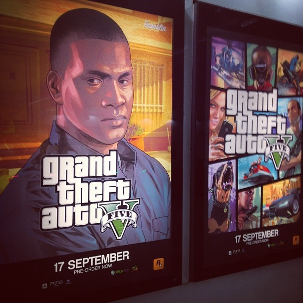 GTA V MOD XBOX ONE ACCOUNT
